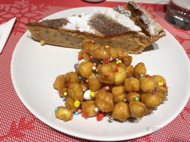 ナポリのお菓子