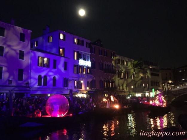 ヴェネツィアのカーニバル、オープニングセレモニー