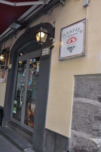 ナポリのピッツェリア スタリータ