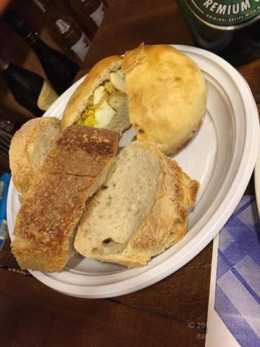 ナポリのパン