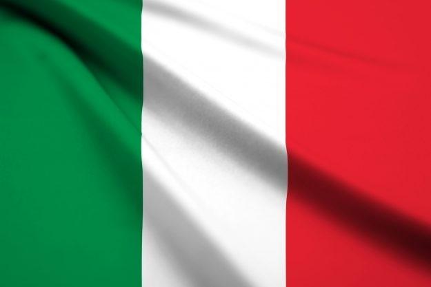 イタリア!