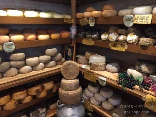 ピエンツァ ペコリーノチーズ