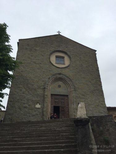 コルトーナ サンフランチェスコ教会