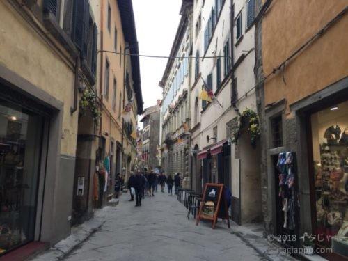コルトーナ 旧市街