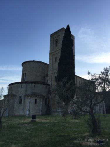 サンタンティモ修道院