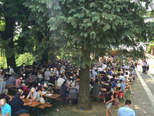 サン・ダニエーレの生ハム祭り