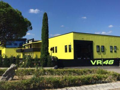 VR46工場