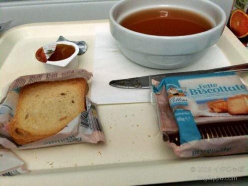 朝食・その1