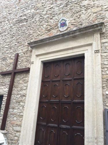 ペンナビッリ 教会