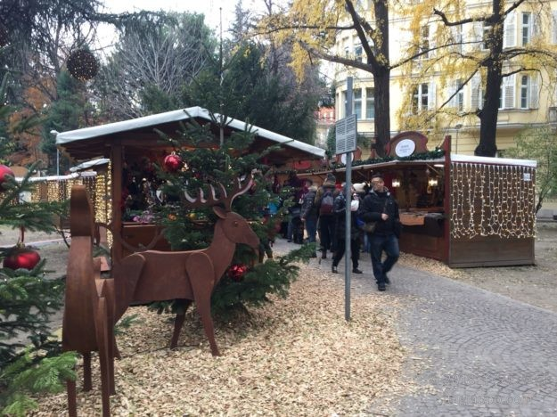 ボルツァーノのクリスマスマーケット