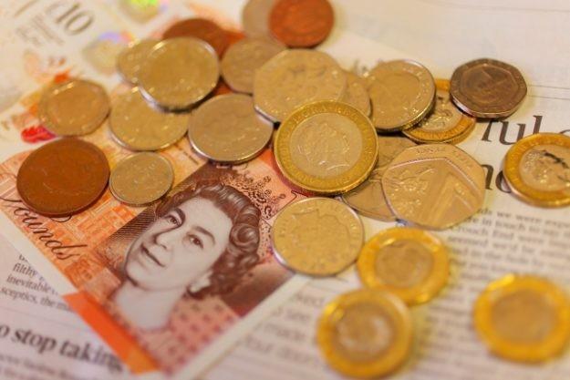イギリスのお金