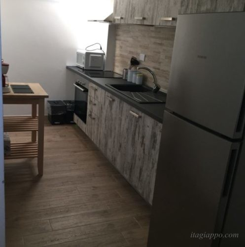 アパートメント・キッチン