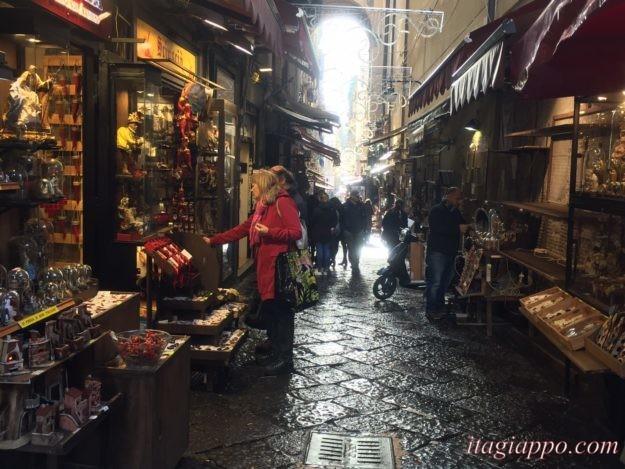 ナポリのサン・グレゴリオ通り