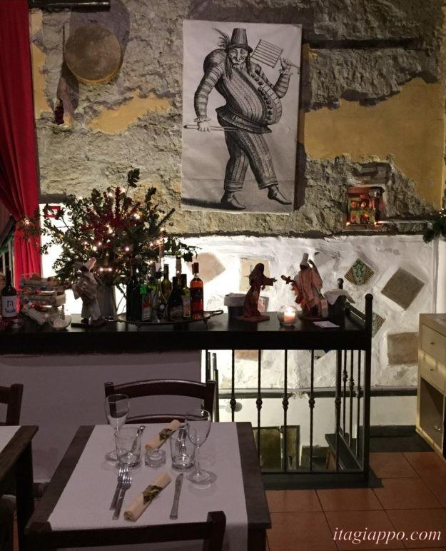 ナポリのレストラン、Pulcinella Bistrò