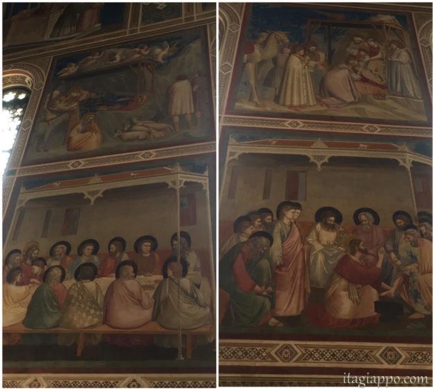 スクロヴェーニ礼拝堂 フレスコ画