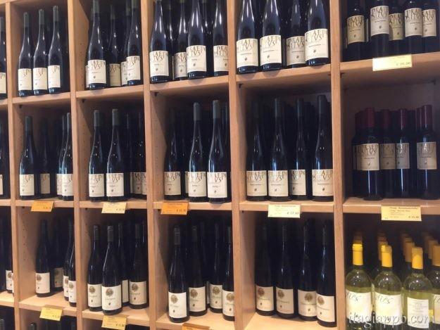ノヴァチェッラ修道院のワイン