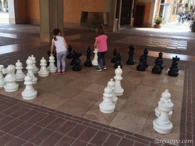 マロスティカのチェス