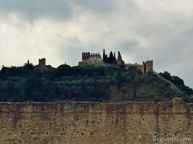 marostica /castello superiore