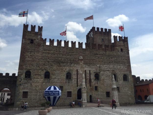 marostica / castello inferiore