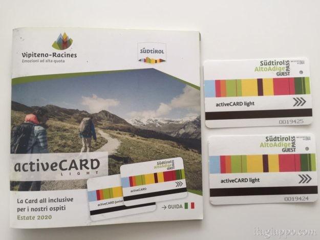 active CARD Vipiteno