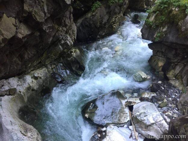 スタンゲの滝
