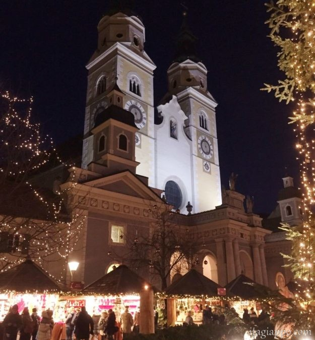 ブレッサノーネのクリスマスマーケット