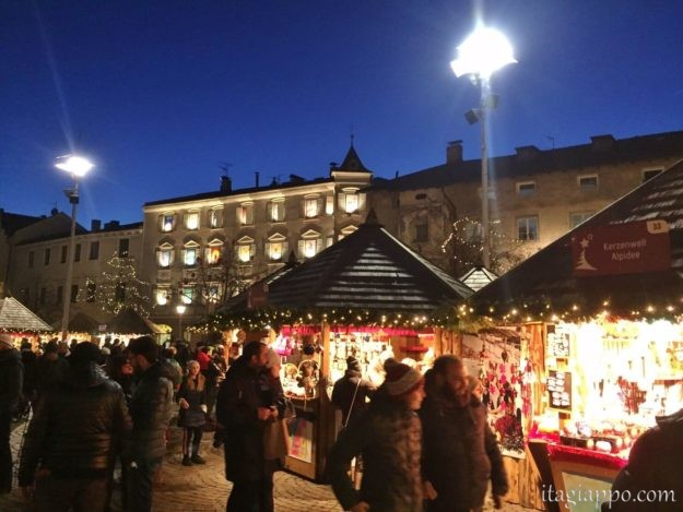ブレッサノーネ クリスマスマーケット